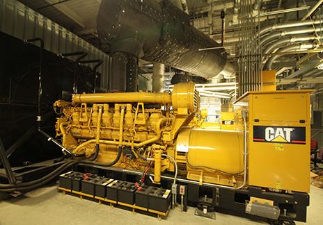 Salem Hospital Central Chiller Plant Expansion Systems